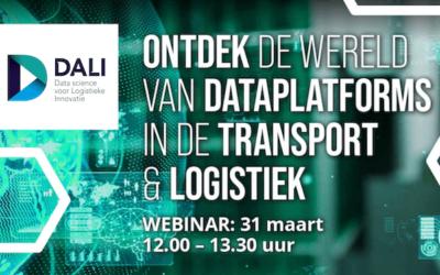 Ontdek de wereld van dataplatforms voor transport & logistiek