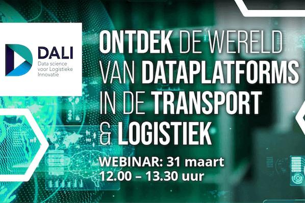 transport & logistiek Dali webinar